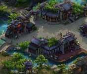 青云志地图场景游戏截图