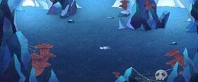 金山猎豹葫芦娃战斗场景原画